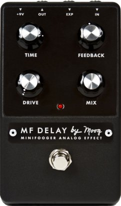 Pedals Module MF Delay from Moog Music Inc.