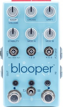 Pedals Module Blooper from Chase Bliss Audio