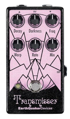Pedals Module Transmisser from EarthQuaker Devices