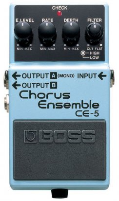 Pedals Module CE-5 from Boss