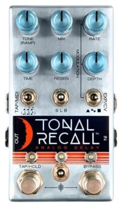 Pedals Module Tonal Recall from Chase Bliss Audio