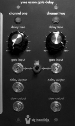 Frac Module Yves Usson Gate Delay from STG Soundlabs
