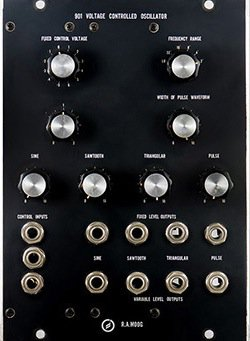 MU Module 901 Oscillator from Moog Music Inc.