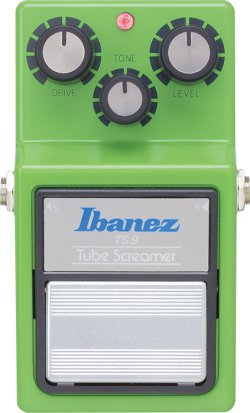 Pedals Module Tube Screamer TS9 from Ibanez