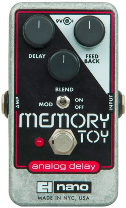 Pedals Module Memory Toy from Electro-Harmonix