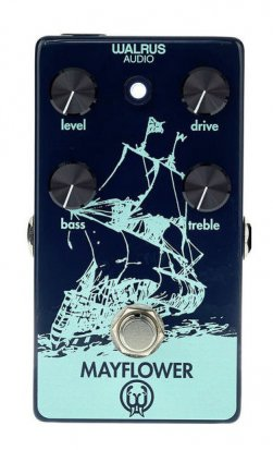 Pedals Module Mayflower from Walrus Audio