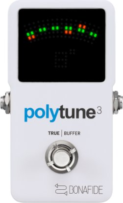 Pedals Module Polytune 3 from TC Electronic