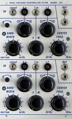 Buchla Module Model 291 from Buchla