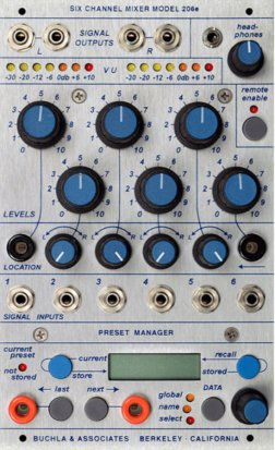 Buchla Module Model 206e from Buchla