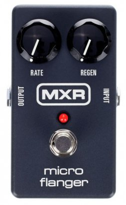Pedals Module M152 Micro Flanger from MXR