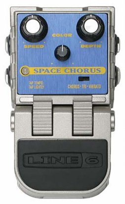 Pedals Module Space Chorus from Line6