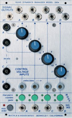 Buchla Module Model 292e from Buchla