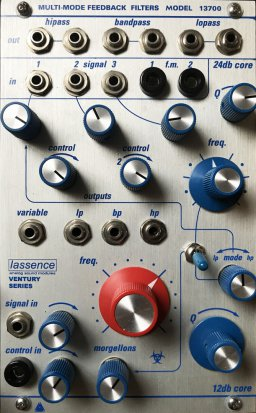 Buchla Module 13700 from Vedic Scapes