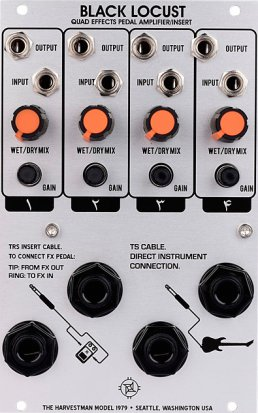 Eurorack Module Black Locust from The Harvestman