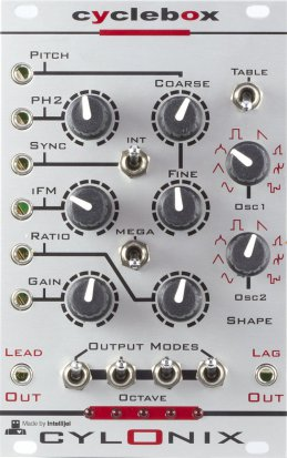 Eurorack Module Cylonix - Cyclebox II from Intellijel