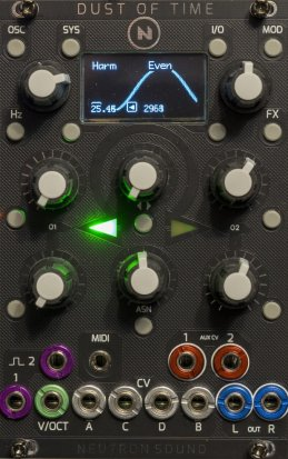 Eurorack Module Dust of Time from Neutron Sound