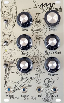 Eurorack Module Eurorack Noise Swash from 4ms Company