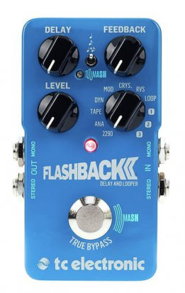 Pedals Module Flashback 2 from TC Electronic