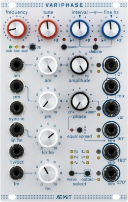 Eurorack Module Variphase from Aemit