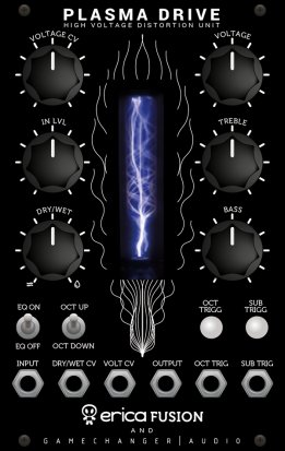 Eurorack Module Plasma Drive from Erica Synths