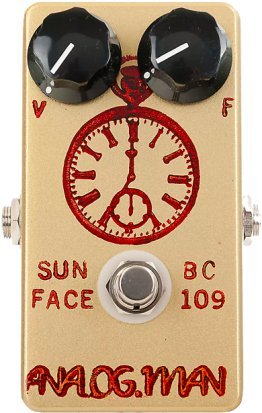 Pedals Module Sun Face BC109 (Clockface) from Analogman