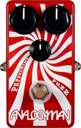 Pedals Module Peppermint Fuzz from Analogman