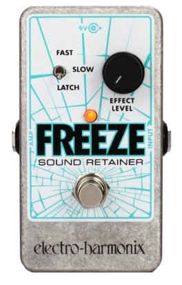 Pedals Module Freeze from Electro-Harmonix