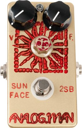 Pedals Module Sun Face 2SB171 from Analogman