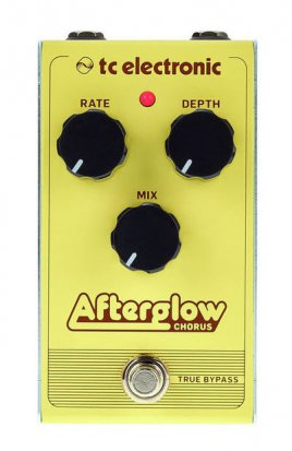 Pedals Module Afterglow Chorus from TC Electronic