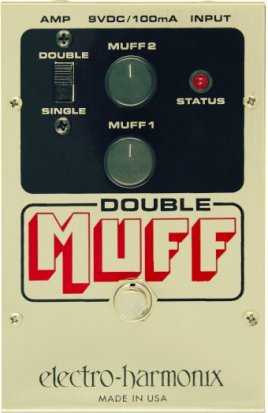Pedals Module Double-Muff (Classic) from Electro-Harmonix