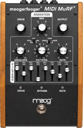 Pedals Module Moogerfooger MF-105 MuRF from Moog Music Inc.