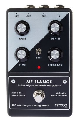 Pedals Module MF Flange from Moog Music Inc.