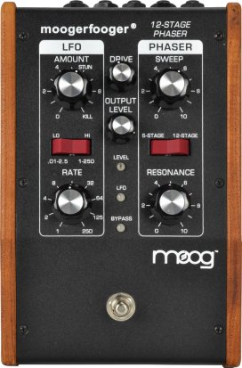 Pedals Module MF-103 12-stage Phaser from Moog Music Inc.