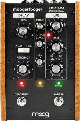 Pedals Module MF-104M from Moog Music Inc.