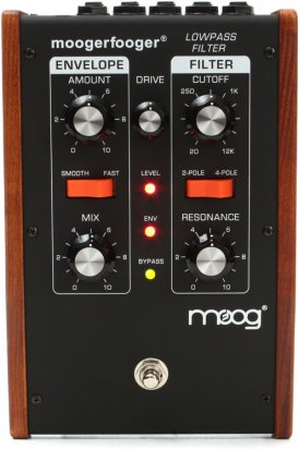 Pedals Module MF-101 from Moog Music Inc.