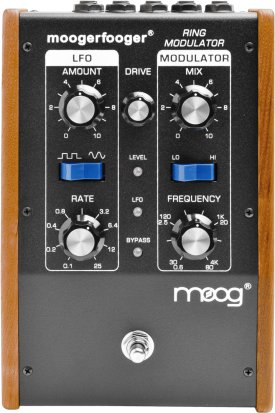 Pedals Module MF-102 Ring Modulator from Moog Music Inc.