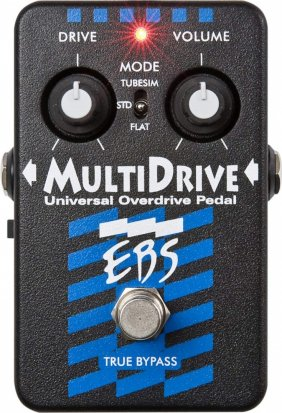 Pedals Module MultiDrive from EBS