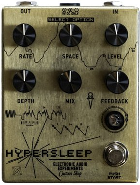 Pedals Module Electronic Audio Experiments Hypersleep from Other/unknown