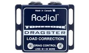 Pedals Module Dragster from Radial