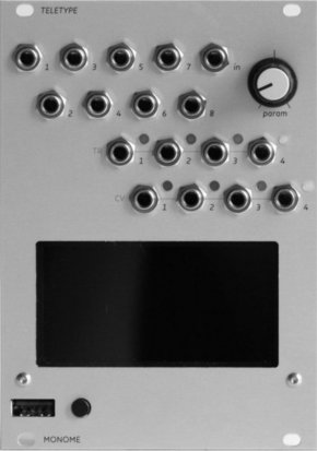 Eurorack Module Teletype from Monome