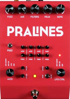 Pedals Module Glou-Glou Pralines from Other/unknown
