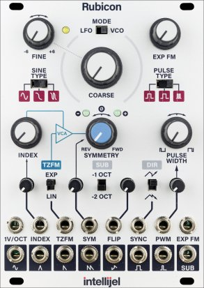 Eurorack Module Rubicon from Intellijel