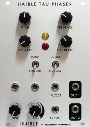 Eurorack Module Haible Tau Phaser from Random*Source