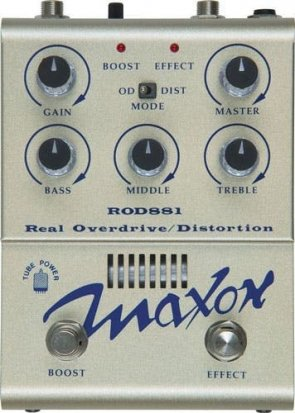 Pedals Module ROD881 from Maxon