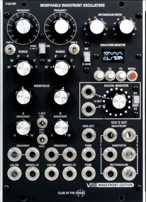MU Module C 1621WF from Club of the Knobs