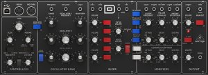 Eurorack Module Model D from Behringer