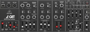 Eurorack Module CAT from Behringer