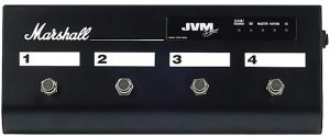 Pedals Module Marshall PEDL-00045 JVM 4 Way Footswitch from Marshall