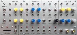 Eurorack Module World Core from Special Stage Systems