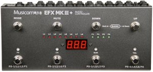 Pedals Module Musicom Lab EFX MkIII+ Audio Controller from Other/unknown